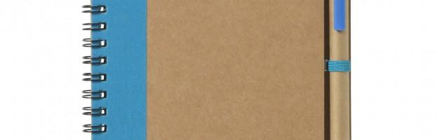 Bloc en papier recyclé