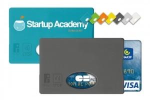 Porte carte – ANTI RFID