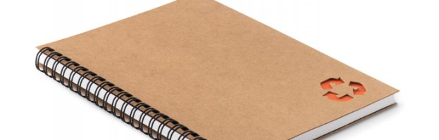Cahier en papier de pierre