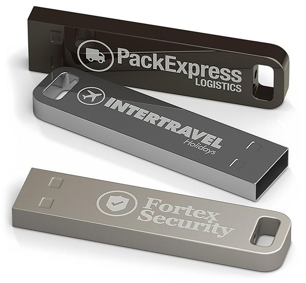 Clé USB – métal