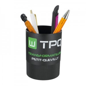 Pot à crayon recyclé